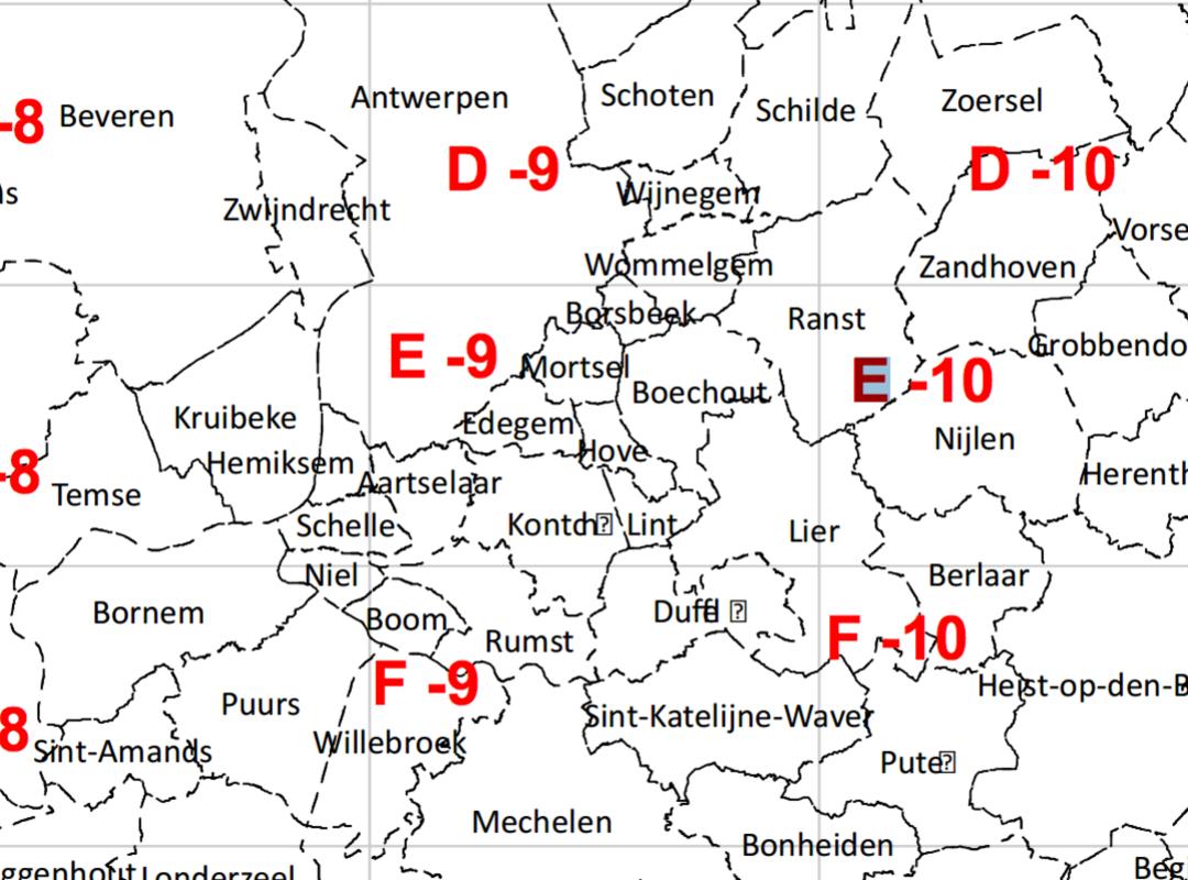 geo-kaart